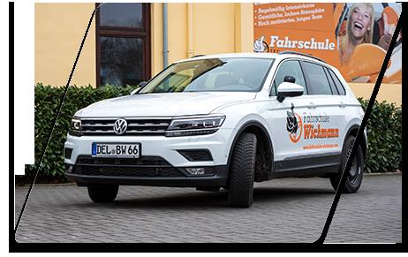 Fahrschule Wichmann VW Tiguan